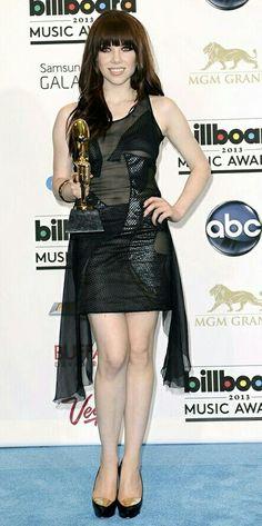Carly Rae Jepsen at the 2013 Billboard Awards