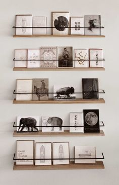 Colecciones de cachivaches que hacen más hermosos nuestros espacios