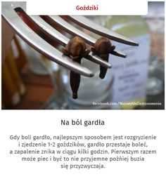 Gdy gardło boli, najlepszym sposobem jest... Health And Beauty, Life Hacks, Projects To Try, Remedies, Health Fitness, Healthy, How To Make, Food, Crafts