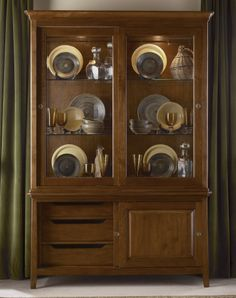 The Art Of Accessorizing A China Cabinet | Pinterest | China Cabinets, China  And Tutorials