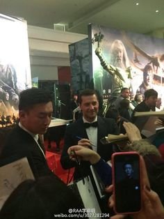 Richard - Botfa premier, Beijing 20.1.15