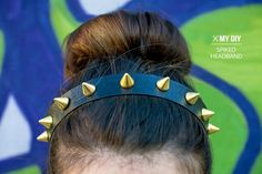 DIY Spike Headband