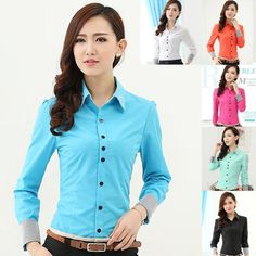 Cheap Blouses & Shirts on Sale at Bargain Price, Buy Quality clothing, candy long, clothing logo from China clothing Suppliers at Aliexpress.com:1,Gender:Women 2,Sleeve Style:Regular 3,Sleeve Length:Full 4,Fabric Type:Woven 5,Material:Cotton,Polyester