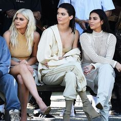 | Kylie, Kendall, And Kim |