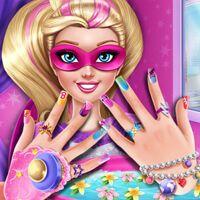 Barbie Tırnak Bakımları