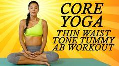 Yoga For Beginners : Bye-Bye Belly Fat Home Workout! Ultimate Abs & Core 20 Minute Routine for Be. - All Fitness Yoga Beginners, Begginers Yoga, Toned Tummy, Flat Tummy, Flat Stomach, Flat Abs, Sanskrit, Ultimate Ab Workout, Workout Bauch