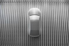 Audi design wall at the Pinakothek der Moderne