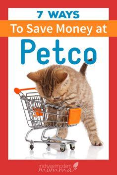 7 Ways to Save Money at Petco