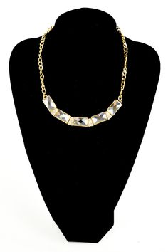 Diamanté Collar Necklace - Need That Look #NeedThatLook NYE Collar Necklace, Nye, That Look, Diamond, Jewelry, Strand Necklace, Jewlery, Jewels, Jewerly