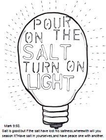 14 Best Salt and light images | Salt, light, Light of the ...