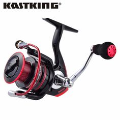 KastKing Sharky II New Water Resistant Carbon Drag Spinning Reel with Larger Spool 19KG Max Drag Sea Boat Spinning Fishing Reel  Price: 25.62 USD