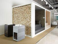 Tulikivi wood-burning saunaheaters. Wood Burning, Studios, Divider, Gym, Furniture, Home Decor, Decoration Home, Room Decor, Home Furnishings