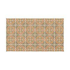 Sun-Warmed Tiles Rug | dotandbo.com