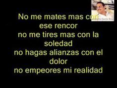 Beautiful! Vico C and Gilberto Santa Rosa - Lo grande que es perdonar (Letra)