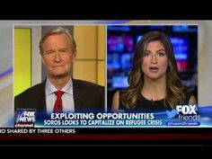 MUST SEE!!! Fox News Exposes George Soros & Hillary Clinton Relationship!