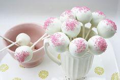 pink velvet cake pops recipe