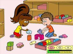 Tom en Tamira: Naar school