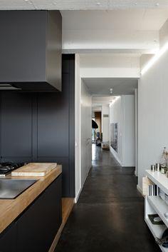 Het ontwerp van de woning moet ten dienste staan van de persoonlijkheid van de bewoner, foto Toon Grobet, 0524MAES stam.be