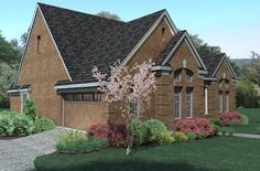 LOVE THIS!!   Classical Plan: 1,675 Square Feet, 3 Bedrooms, 2 Bathrooms - 9401-00016