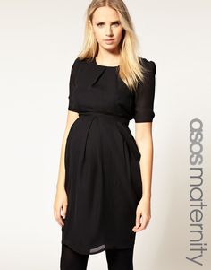 Find the best selection of ASOS Maternity Tulip Dress. Shop today with free delivery and returns (Ts&Cs apply) with ASOS! Asos Maternity Dresses, Maternity Wear, Maternity Fashion, Maternity Clothing, Maternity Style, Pregnancy Fashion, Maternity Photos, Pregnant Outfit, Pregnancy Wardrobe