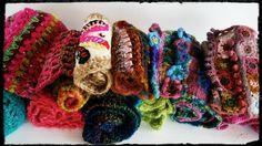 At what point can one say:  too many #scarves and #shawls?  #wool ##yarn #dachshundiecrochet #knittersofinstagram #crochetersofinstagram #ilovecrochet ##mormorsrutor #grannysquares #stitchersofinstagram #idachshundie #breien #knit #hekle #virka #crochet  #eigenlijkhoeftmijnponchonietaftegeraken by dachshundbrigitte