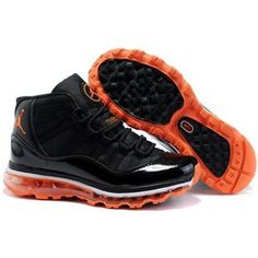 nike air max Griffey - Femmes Air Jordan 11 Violet Noir Chaussures | Air Jordan 11 Femm ...
