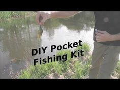 In this video, I make a pocket fishing kit from a small earbud case. I've used it once so far and caught a fish within the first couple minutes of trying. Fishing World, Fishing Kit, Operation Christmas Child, Pocket, Youtube, Diy, Bricolage, Handyman Projects, Youtubers
