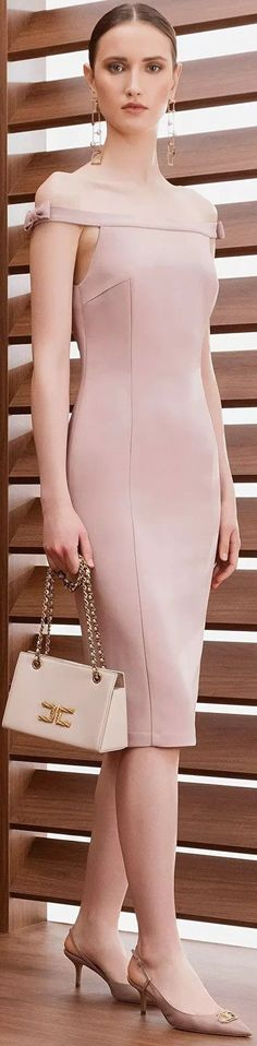 Glamour Beauty, The Blushed Nudes, Red Carpet, Peplum Dress, Shades, Blushes, Beige, Dresses, Women