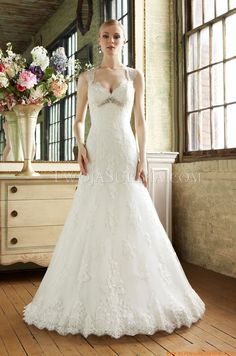 Wedding Dresses Moonlight J6284 Fall 2013