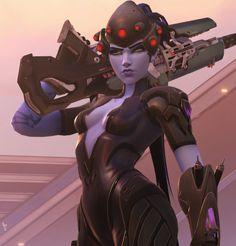 Widowmaker #overwatch #gaming