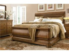 Normandie Manor King Bedroom Group | Bernhardt | Star Furniture ...