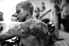 Kathy Acker: her postmodern 1984 novel, Blood and Guts in High School, is a cult classic that helped inspire the riot grrrl movement.