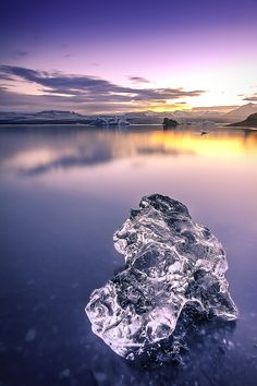 Frozen art by Andreas Jonsson, via 500px
