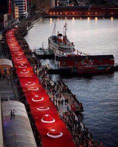 Istanbul, Turkish Army, Illustrations, Golden Gate Bridge, Fair Grounds, Military, Boat, Fantasy, Sidewalk