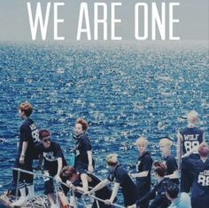 We are one *-*