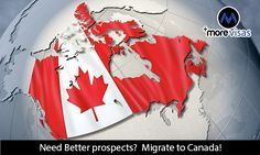 https://www.blog.morevisas.com/need-better-prospects-migrate-to-canada/  #Canadian #immigration has opened its doors for qualified people who can adapt to its conditions and join its #workforces.  Read for more information...
