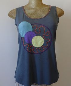 Arte Residual - Arte Mandala: Blusas