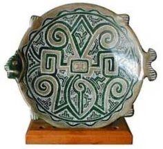 artesanato marajoara- Brasil