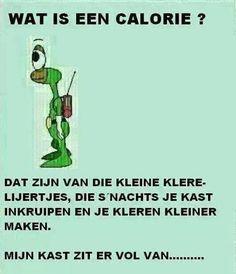 Wat is een calorie?