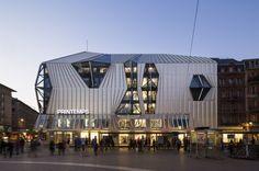 Printemps Store / Biecher Architectes #France #Biecher Architectes #Luc Boegly