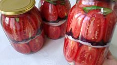 Tomato Pickle Recipe, Baked Chicken Legs, How To Can Tomatoes, Preserves, Pickles, Cucumber, Watermelon, Stuffed Peppers, Homemade