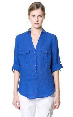 Camisas - Mujer | ZARA España