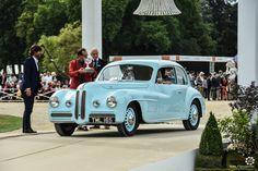 Bristol 401 Touring à Chantilly Arts et Elegance #MoteuràSouvenirs Reportage…