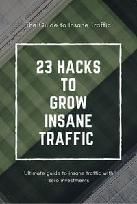 this post, we are going to discuss 23 free ways by which you can generate traffic to your website or blog. Here we present the strategies that you can use to get instant traffic and backlinks, especially for your new website before your SEO kicks in. The