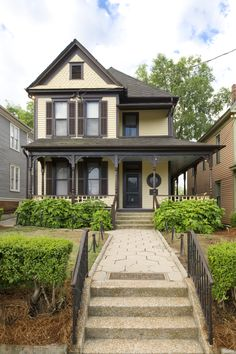 Martin Luther King, Jr. House, National Historic Site- Atlanta, GA
