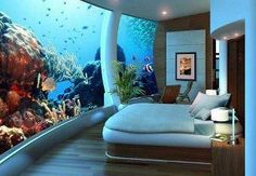 I want to stay in a room like this!!!!