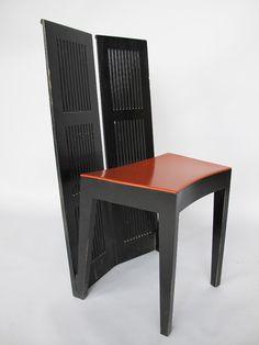 Andrea Branzi / Lubekka chairs