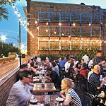 Best outdoor restaurants, patios and cafes in Chicago ♡