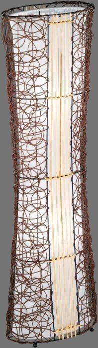Trio Stehleuchte Rattan Jetzt bestellen unter: https://moebel.ladendirekt.de/lampen/stehlampen/standleuchten/?uid=c0c435b0-35f1-55bb-a181-98eaba34ce5e&utm_source=pinterest&utm_medium=pin&utm_campaign=boards #stehlampen #leuchten #lampen Bild Quelle: www.topmarken24.de