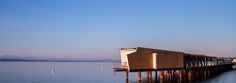 Living on Stilts at the Palafitte Hotel on Lake Neuchâtel, Switzerland Switzerland, Opera House, Hotels, Europe, Boutique, Live, Building, Water, Blog